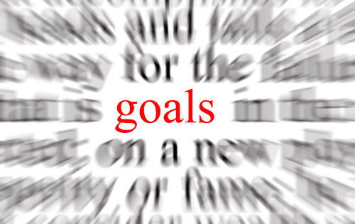 how to get better results by changing the focus on your goals roy
